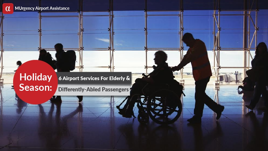 holiday season, airport assistance, mobility assistance, wheelchair assistance, special wheelchairs, assistance for disabled, handicap assistance, assisted travel for elderly, safety assistance
