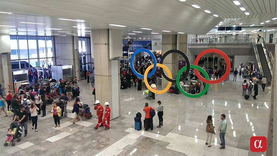 rio olympics, rio airport, olympics 2016, rio airport assistance, meet and greet, wheelchair assistance