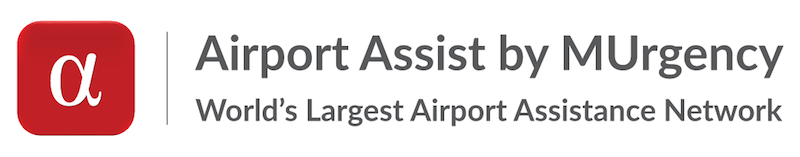 MUrgency Airport Assistance Logo